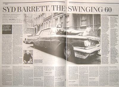 Syd Barrett The Swinging 60